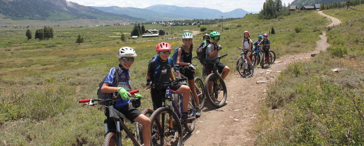 Expedition Mountain Biking